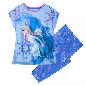 Elsa Sleep Set for Girls – Frozen 2 - Size 5